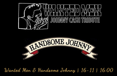 Handsome Johnny & Wanted men